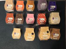 Scentsy wax bars lot Of 26 Mixed Rare