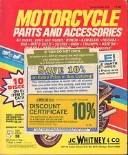 Motorcycle Parts & Accessories No.33C 1984 Street, Choppers 022817nonDBE2