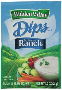Hidden Valley Ranch Dip Mix 1 oz