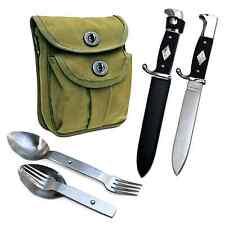 Scout guide Lot 3 pcs. ALEX PETIT Couteaux de boyscouts Extérieur équipement -10