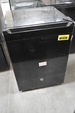 "Ge Gce06Gghbb 24"" Black Built-In Compact Refrigerator Nob #29644 Hl"