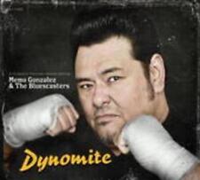 Memo Gonzalez & The Bluescasters - Dynomite - CD NEU