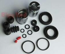 REAR Brake Caliper Seal & Piston Repair Kit for VW TOURAN 2003-2010 (BRKP88)
