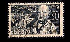 Switzerland stamp 1930  Pro Juventute / Jeremas GottHelf  Used