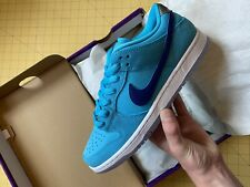 Nike SB Dunk Low Pro Blue Fury BQ6817-400 Men's Skate
