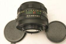 Helios-44M 58mm F2 lens. M42 fit