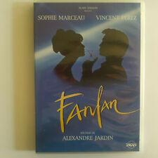 FANFAN - DVD Zone 2 - Sophie Marceau, Gérard Séty, Vincent Perez