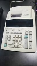 Casio Dr-210Hd Tax & Exchange - Tested and working! Print paper not included.