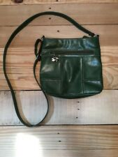 NINE WEST Crossbody Purse Shoulder Bag Vegan Green
