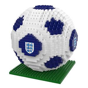 England Brxlz Football Ball Family 3D Puzzle Stadium - Kitbag - Kids