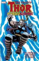Thor: Thunderstrike by DeFalco, Trimpe, Frenz & Milgrom TPB 2011 Marvel Comics