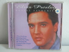 CD ALBUM ELVIS PRESLEY Gospel favourites 74321 709132