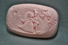 Silicone mold - YOUNG COUPLE SOAP  MOULD