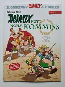 Asterix op Kölsch Mundart Band 3 ,Asterix Kütt Nohm Kommiss,TOP