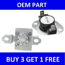 GENUINE 279973 8318314 THERMAL FUSE and THERMOSTAT KIT WHIRLPOOL KENMORE MAYTAG