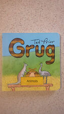 Grug: Animals by Ted Prior (Board book, 2011)