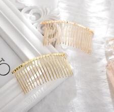 2pcs Inserted Comb Hair Combs DIY handmade Hair Accessories material 20 Teeth