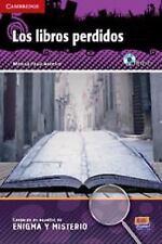 Los Libros Perdidos by Mónica Parra Asensio (2014, CD / Paperback)