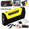 Car Jump Starter 12V 50800mAh Power Battery Charger Emergency Bank For Mobile