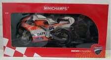 Minichamps Ducati Desmosedici Motogp 2013 122 130004 Bike