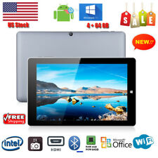 "Chuwi Hi10 Pro 10.1"" Windows10+Android5.1 4+64G 2 in 1 Ultrabook Tablet PC US"