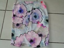 DANNII MINOGUE Petites ~Beautiful Pastel Wrap Skirt**SIZE 10**