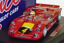 RACER - SLOT IT RCR47A ALFA T33/3 #4 BUENOS AIRES 1970 NEW 1/32 SLOT CAR IN BOX