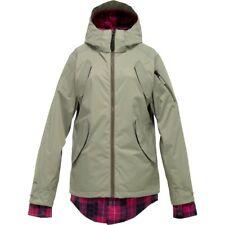 Burton Women Aster Snowboard Jacket (S) Decoy