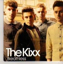 (CN735) The Kixx, Breathless - 2011 DJ CD