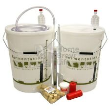 Wine Making Starter Kit makes upto 30 bottles of home brew wine per batch