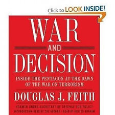 War and Decision: Inside the Pentagon at the Dawn of the War on Terrorism by...