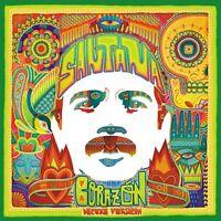 CD + DVD Set Corazon Deluxe Version - Santana Sealed New ! 2014