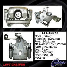 Centric Parts 141.45572 Rear Left Rebuilt Brake Caliper With Hardware
