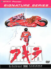 Akira (DVD, 2004, Widescreen Geneon Signature Series) Anime