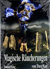 MAGISCHE RÄUCHERUNGEN - Dave Lee BUCH - NEU
