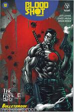 BLOODSHOT REBORN #10 Bulletproof Bloody Variant!  Diego Benard cover!