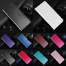 PU Leather Magnetic Flip Wallet Stand Case Cover For Samsung Galaxy J3 2016