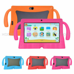 """Kids Silicone Cover Case Stand Waterproof For Ainol Q88 7"""" inch Android Tablet"""