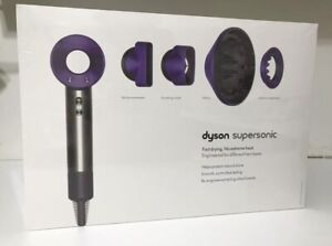 Dyson supersonic hair dryer In Sealed / Limited Editon Purple