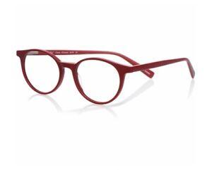Eyebobs Case Closed Premium Reading Glasses - Italian Acetate Frame - Red