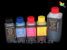 650ml Inchiostro Ink per Canon pgi-520 cli-521 mp540 mp550 mp560 mp620 mp630 mp640 MP