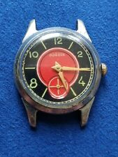1950s POBEDA PChZ vintage Russian Soviet USSR watch 16 jewels RARE