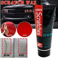 Car Scratch Repair Kit Polishing Wax Cream Paint Scratch Remover Care 100ml