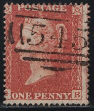 "1855 Penny Red  Spec C4i Plate 5 (GB)  Minute ""G"" Perf 16 Small Crown"