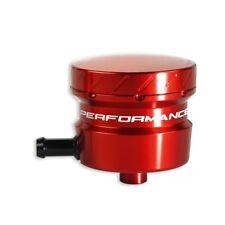 Ducati Hypermotard SP Front Brake Fluid Reservoir RED 96180071A