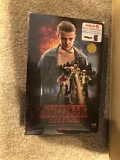 STRANGER THINGS Season1TARGET EXCLUSIVE VHS Packaging(Bluray+DVD+Poster)Brandnew