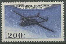 France 1954 avions avion de transport de 988 cachet