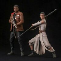 Kotobukiya STAR WARS Finn & Rey ARTFX+ Statue Kit The Force Awakens 1:10 Scale