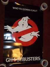 Ghostbusters Movie Poster Who Ya Gonna Call