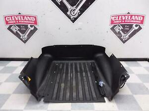2004 Chevrolet SSR OEM Rear Trunk Cargo Bed Liner Plastic -- Black